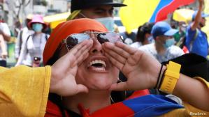 Colombia cumple dos semanas de paro nacional