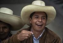 EN VIDEO: Periodista argentino confundió a Pedro Castillo con un mariachi