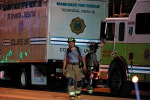 Las FOTOS del derrumbe del edificio en Miami