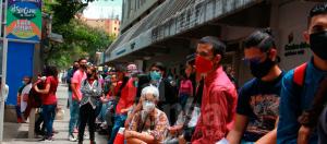 En Lara, ciudadanos pernoctan en el Saime para poder tramitar documentos