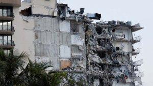 """El relato de una argentina sobre el derrumbe de un edificio en Miami: """"Ha sido una tragedia"""""""