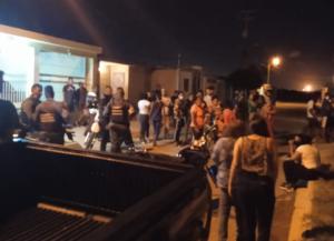 """Chavismo desalojó arbitrariamente a familias de la """"Misión Vivienda"""" en Falcón (Fotos)"""