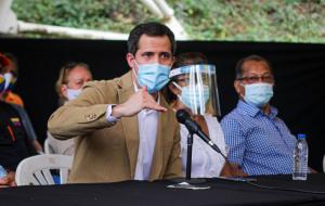 Guaidó reiteró importancia de la unión nacional para lograr el Acuerdo de Salvación