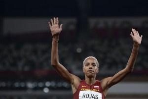 Las EMOTIVAS palabras de la bisabuela de Yulimar Rojas tras la conquista del oro olímpico (VIDEO)