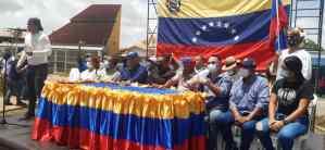 Para impulsar Acuerdo de Salvación Nacional realizaron cabildo abierto en Ciudad Bolívar
