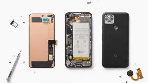 """Google filtró """"por error"""" cómo podría ser su futuro """"smartphone"""" Big Pixel 6"""