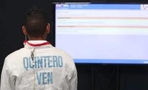 Esgrimista venezolano José Félix Quintero avanzó de ronda en su debut en Tokio 2020 (VIDEO)
