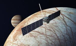 SpaceX, el elegido por la Nasa para explorar la luna Europa de Júpiter
