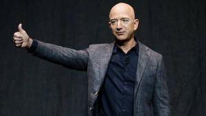 Jeff Bezos perdió más de 13 millones de dólares debido a la caída de las acciones en Amazon