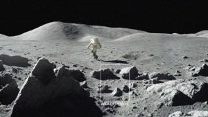 """¿Agua en """"las sombras""""? La Nasa reveló qué hay detrás de la """"rugosidad"""" de la Luna"""