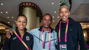 Iván Pedroso, entrenador de Yulimar Rojas hace historia al lograr oro y bronce para países diferentes