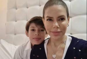 ¿Qué pasará con el hijo de Josemith Bermúdez?  Este fue el último deseo de la presentadora (VIDEO)