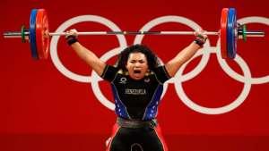 """""""Sueñen en grande y no se rindan"""": Palabras de la atleta Naryury Pérez tras obtener diploma olímpico"""