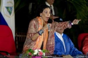 La Unión Europea sancionó a la esposa y al hijo de Daniel Ortega por la represión en Nicaragua