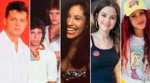 De Luis Miguel a Selena Quintanilla: Ellos triunfaron en la música pero lo pagaron con su infancia