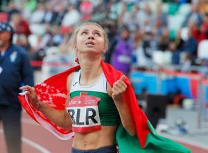 El COI investigará a Bielorrusia por obligar a una atleta a regresar a su país