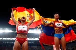 Yulimar Rojas, primera mujer venezolana campeona olímpica