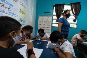 Clases presenciales iniciarán en Venezuela el lunes #25Oct