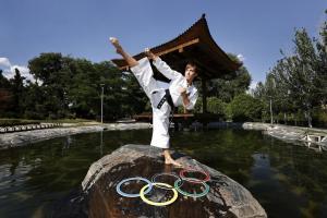 El karate entra en los Juegos con esperanzas de causar alto impacto
