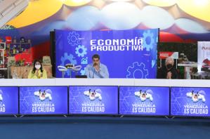 Maduro insistió en que le quiten las sanciones tras el acercamiento en México (Video)