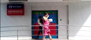 Familiares de pacientes denuncian irregularidades en el Hospital Central de Barquisimeto