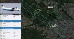 Avión de EEUU tuvo emergencia y aterrizó en aeropuerto de Bogotá tras dos intentos fallidos
