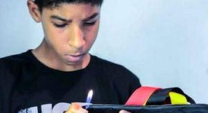 Andrés López, un adolescente venezolano que se inventó un exitoso mercado de cholas (FOTOS)