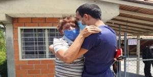 Dictadura chavista en Mérida excarceló al preso político Daniel Parra