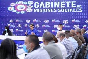 """""""Lo secuestraron de manera ilegítima e inhumana"""": Maduro sobre Alex Saab mientras hablaba de los Clap (VIDEO)"""