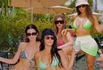 Las Kardashian: Cómo hicieron los primeros millones y quién es la más rica del clan