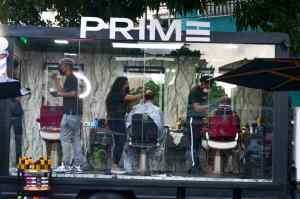 En Venezuela: Prime Stilo marca pauta al ser la primera barbería rodante