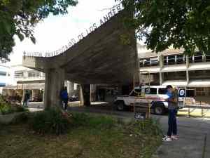 El Hospital Universitario de Los Andes, a merced del colapso sanitario