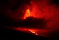 EN VIDEO: Así es el sonido que emite la lava del volcán de La Palma