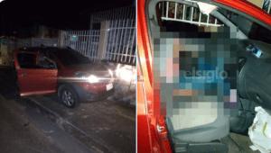 Funcionario de las Faes fue asesinado a tiros dentro de su vehículo en Aragua (FOTOS)