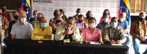 Gremios y sindicatos de todo el país se unieron en respaldo al Acuerdo de Salvación Nacional (Fotos)