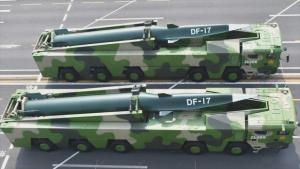 EEUU manifestó su preocupación por el desarrollo de misiles hipersónicos chinos