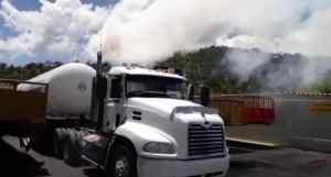 Mala calidad del gasoil afecta a las gandolas que trabajan en Puerto Cabello