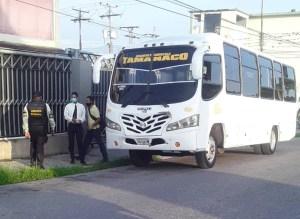 Hampa mantiene azotados a usuarios del transporte público en el occidente de Carabobo