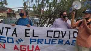 Sociedad civil de Vargas denuncia las deplorables condiciones del sistema sanitario frente al Covid-19 #13Oct (VIDEOS)