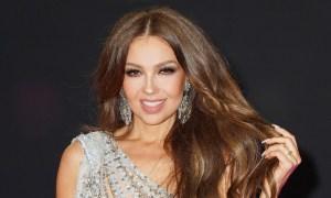 Las cosas como son: Thalía acusó a Kim Kardashian de copiarle un look