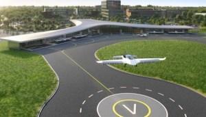 Española Ferrovial planifica el primer centro de taxis aéreos en Florida